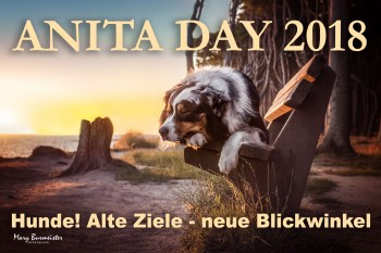 Anita Day 2018 – Hunde! Alte Ziele – Neue Blickwinkel