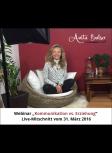 "Online-Vortrag ""Kommunikation vs. Erziehung"""