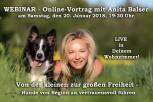"""Online-Vortrag """"Von der kleinen zur großen Freiheit"""""""